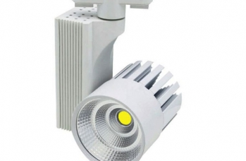 40W Beyaz Kasa Led Ray Spot